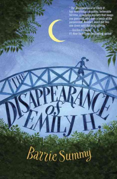 Cover: 'The Disappearance of Emily H. '
