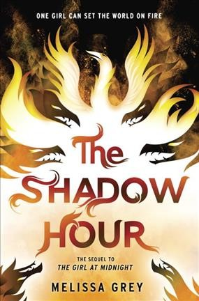 Cover: 'The Shadow Hour'