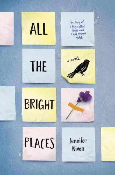 Cover: 'All the Bright Places'