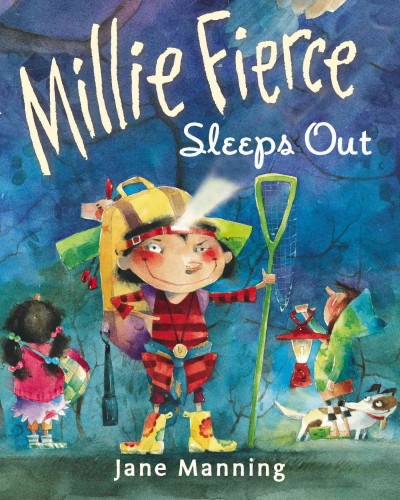 Cover: 'Millie Fierce Sleeps Out'