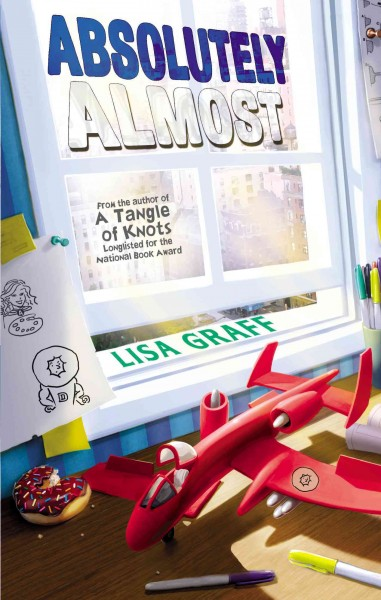 Cover: 'Absolutely Almost'