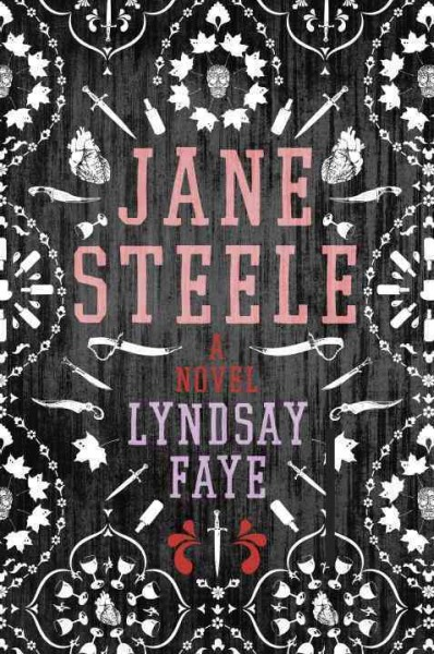 Cover: 'Jane Steele'
