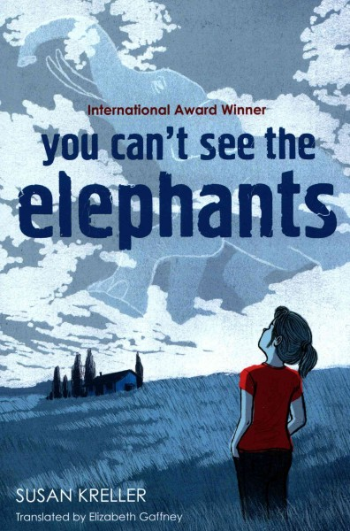 Cover: 'You Can't See the Elephants '