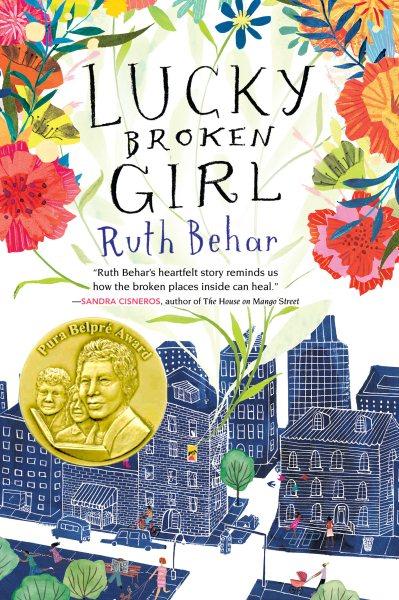 Cover: 'Lucky Broken Girl'