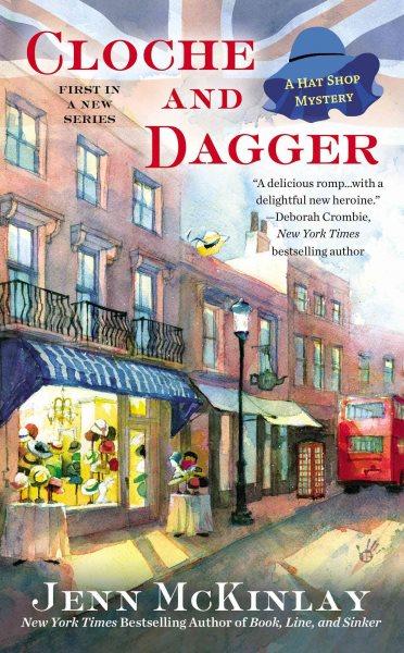 Cover: 'Cloche and Dagger'