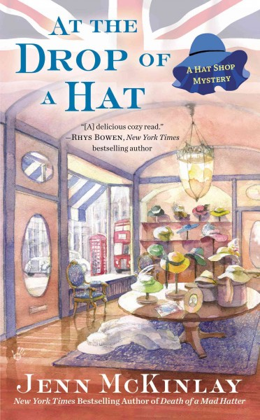 Cover: 'At the Drop of a Hat'