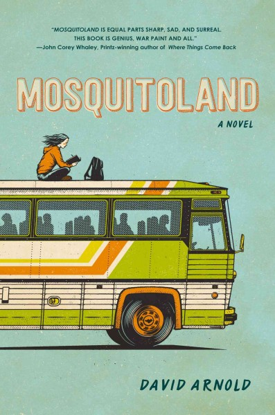 Cover: 'Mosquitoland'