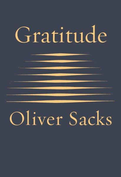 Cover: 'Gratitude'