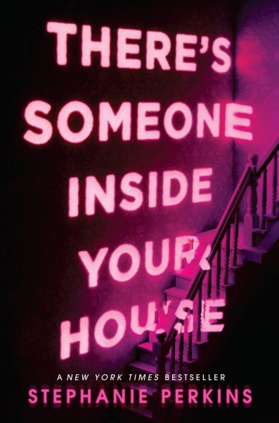 Cover: 'There's Someone Inside Your House'
