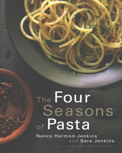 Cover: 'The Four Seasons of Pasta'