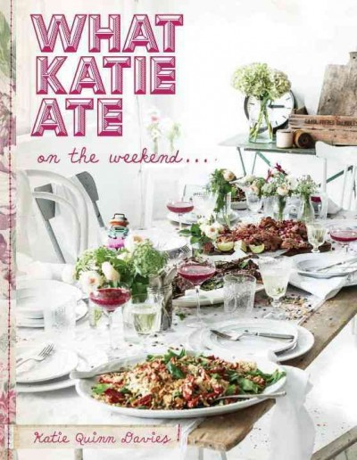 Cover: 'What Katie Ate on the Weekend'