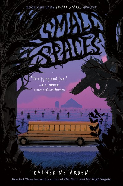 Cover: 'Small Spaces'