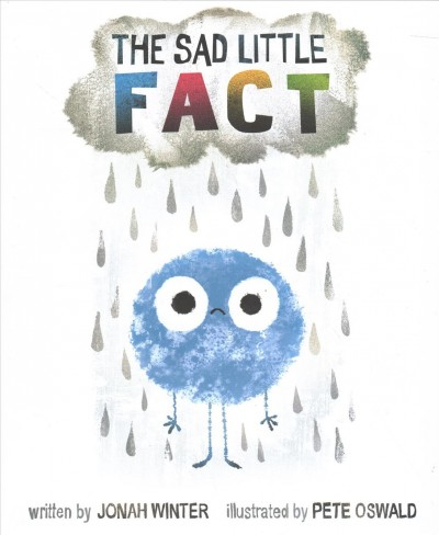 Cover: 'The Sad Little Fact'