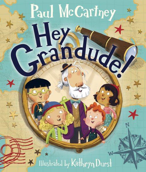 Cover: 'Hey Grandude!'