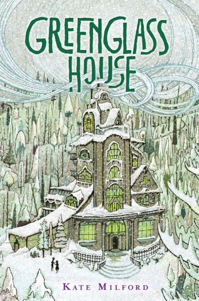 Cover: 'Greenglass House'