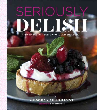 Cover: 'Seriously Delish'