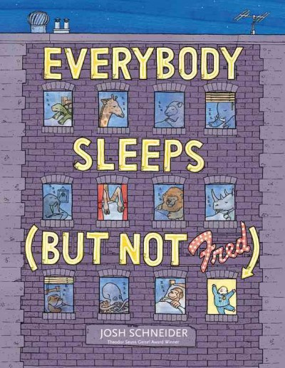 Cover: 'Everybody Sleeps (But Not Fred)'