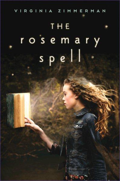 Cover: 'The Rosemary Spell'