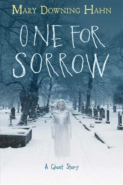 Cover: 'One For Sorrow: A Ghost Story'