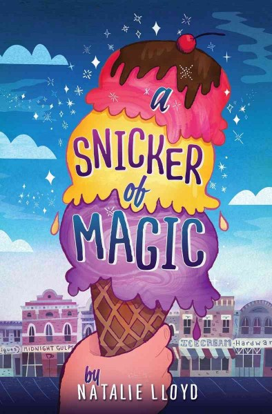 Cover: 'A Snicker of Magic'