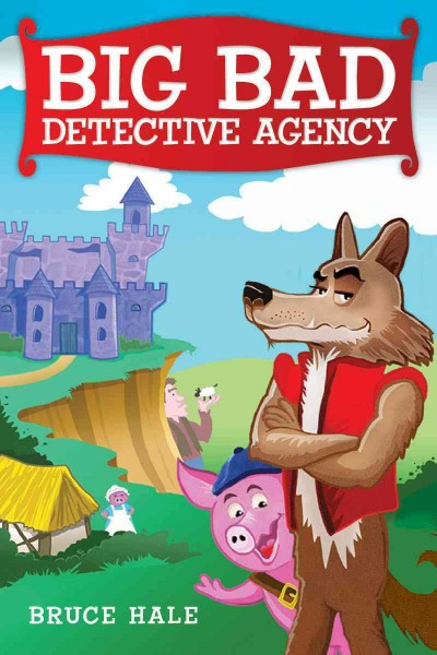 Cover: 'Big Bad Detective Agency'