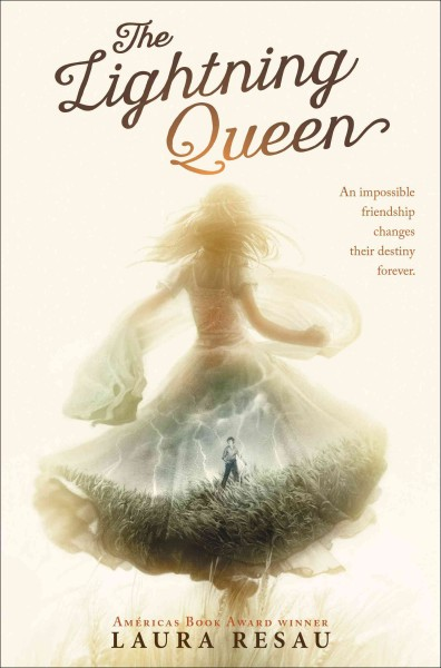 Cover: 'The Lightning Queen'