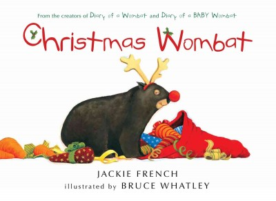 Cover: 'Christmas Wombat'