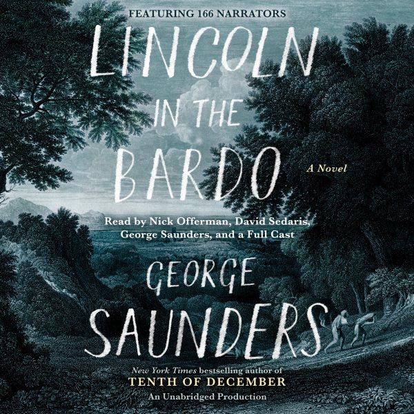 Cover: 'Lincoln in the Bardo'