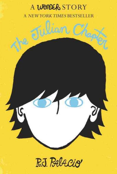 Cover: 'The Julian Chapter: A Wonder Story'