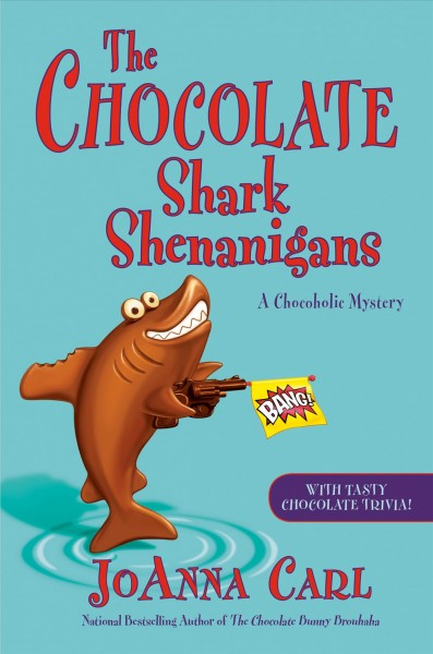 Cover: 'The Chocolate Shark Shenanigans'