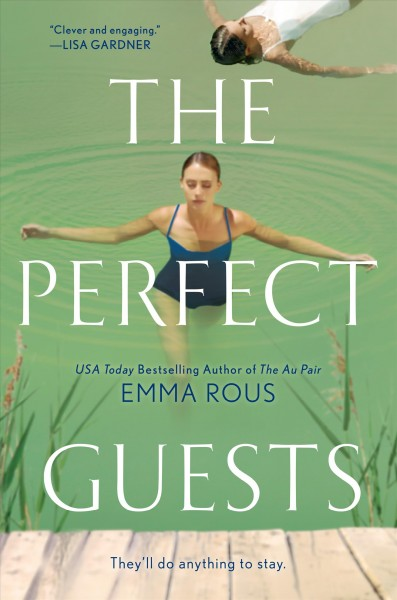 Cover: 'The Perfect Guests'