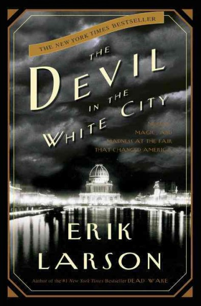 Cover: 'The Devil in the White City '