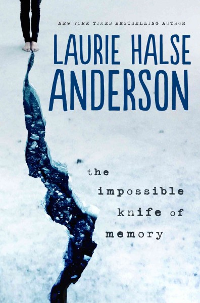 Cover: 'The Impossible Knife of Memory'