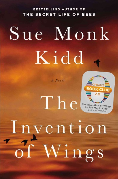 Cover: 'The Invention of Wings'