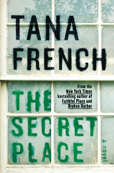 Cover: 'The Secret Place'