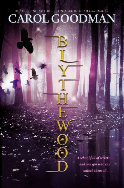 Cover: 'Blythewood'