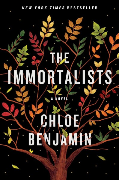 Cover: 'The Immortalists'