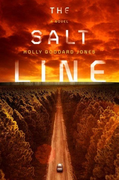 Cover: 'The Salt Line'