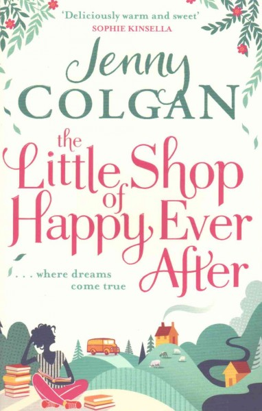 Cover: 'The Little Shop of Happy Ever After'