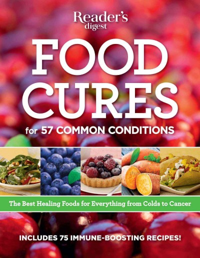 Cover: 'Food Cures: Fight Disease with Your Fork '