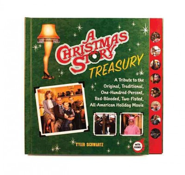 Cover: 'A Christmas Story Treasury'