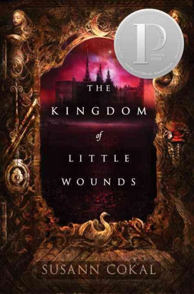 Cover: 'Kingdom of Little Wounds '