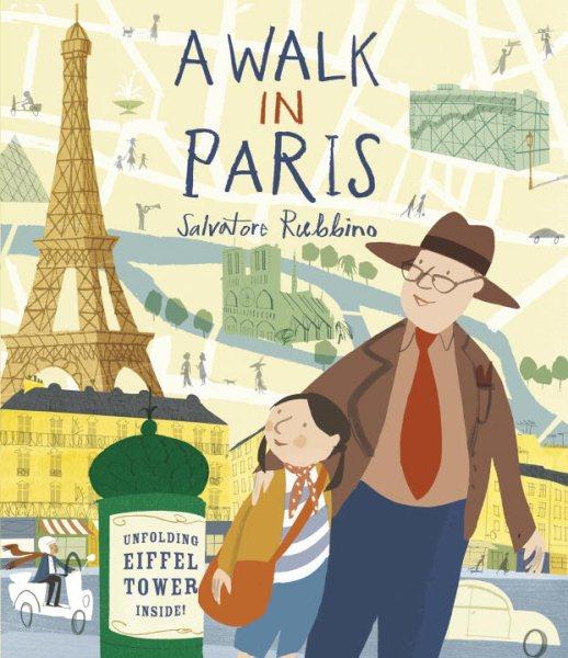 Cover: 'A Walk in Paris'