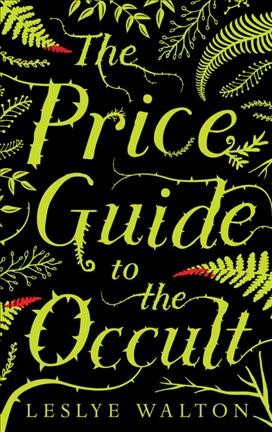 Cover: 'The Price Guide to the Occult '