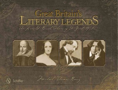 Cover: 'Literary Legends of the British Isles'