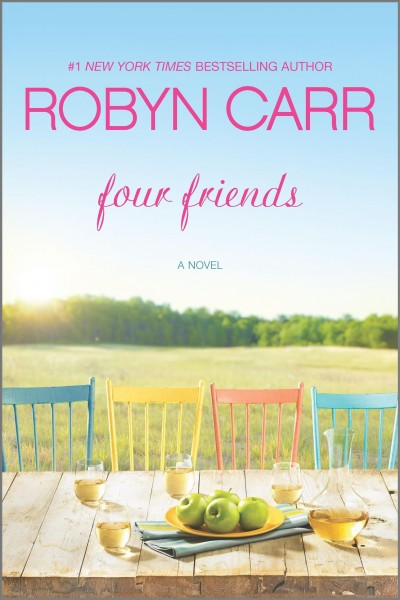 Cover: 'Four Friends'