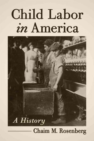 Cover: 'Child Labor in America'