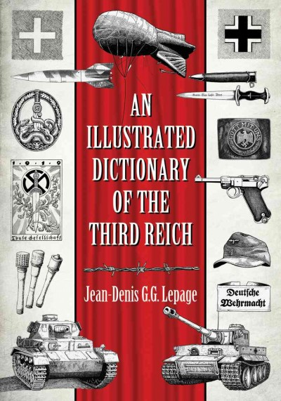 Cover: 'An Illustrated Dictionary of the Third Reich'