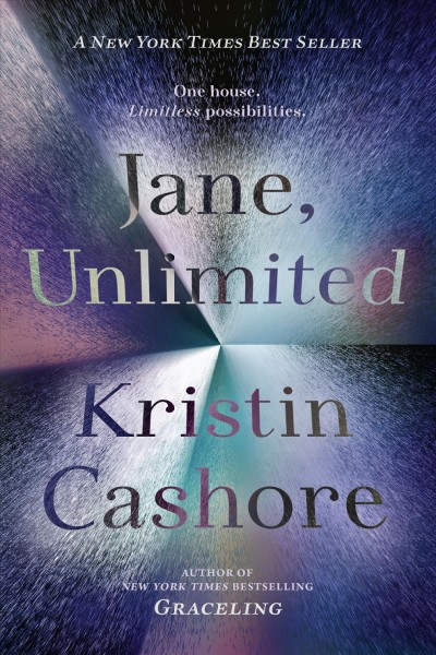 Cover: 'Jane, Unlimited'