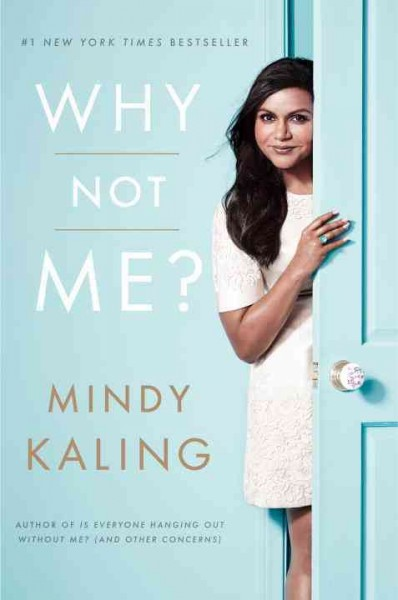 Cover: 'Why Not Me?'